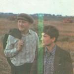Бригадир первой комплексной бригады М.Ш. Шакирьянов и главный агроном И.А. Гилязев
